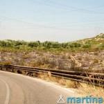 Martina Franca: altro incendio nell'agro. Situazione sotto controllo