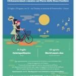 Parco Dune Costiere, parte venerdì 31 luglio il Bike and Music