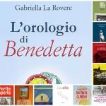 """Gabriella La Rovere presenta a Locorotondo """"L'orologio di Benedetta""""."""