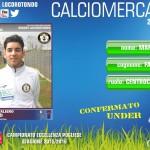 Calciomercato Sudest: il centrocampista Faliero resta in blaugrana