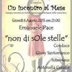 """L'associazione """"Foletti e Folli"""" presenta """"Un incontro al mese"""", giovedì 6 agosto"""