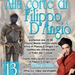 """Corteo storico: """"Alla corte di Filippo D'Angiò"""""""