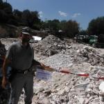 Il Corpo Forestale esegue quattro sequestri per gestione illecita di rifiuti