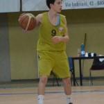 Basket. Cestistica Ostuni, Andrea Epifani tra i classe 2001 migliori d'Italia