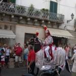 Iniziano oggi i festeggiamenti di Sant'Oronzo. Ad aprire le danze Uccio De Santis