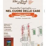 """Donatella Caprioglio presenta """"Nel Cuore delle Case"""""""