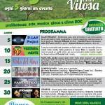 Agosto al Parco della Vitosa. Stasera i Ruta del Alma in concerto