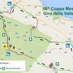 56° Coppa Messapica. Domani pomeriggio passaggio da Locorotondo