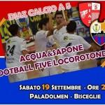 Acqua&Sapone Football Five tutto pronto per la prima di campionato contro il Bisceglie