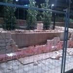 """Viale Europa, Palmisano: """"Muri in cemento necessari. Ritardi dipendenti dalla ditta"""""""