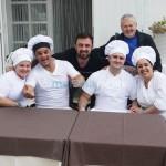 """Chef Rubio a Martina Franca. Domani sera la terza puntata di """"Unti e bisunti"""""""