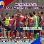 Futsal: il Locorotondo a caccia della seconda vittoria in casa