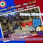 Coppa Italia: i rossoblù in campo contro il Messapia Brindisi