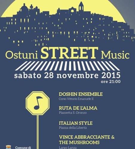 Ostuni Street Music