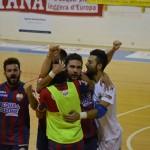 L'Acqua&Sapone quinta sconfitta in campionato. Stasera in campo per la semifinale di  Coppa Italia