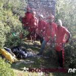 Il Gruppo Speleologico Martinese nella Grave di Don Donato presso la Masseria Aprile