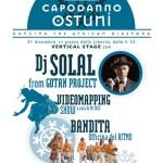 Capodanno in piazza a Ostuni con DJ Solal del progetto Gotan Project