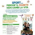 Locorotondo: sport e diabete, una giornata in palestra