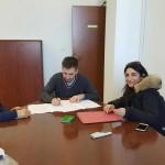 Carta Franca, firmato ieri l'accordo Comune-Comitato Viale della Libertà