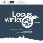 Tutto pronto per il Locus Winter e non solo