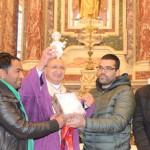 """San Martino, aperta la Porta della Misericordia. Salam: """"Natale di pace fra cristiani e musulmani"""""""