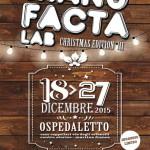 Artigianato e cultura a Casa Cappellari. Torna Manufacta Lab Christmas Edition