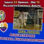 Il Loco insegue i Play-off affrontando il Real Adelfia