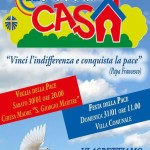 """Azione Cattolica: """"La pace è di casa"""", tutto pronto per la due giorni dedicata alla Pace"""