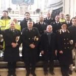 Polizia Locale: svolta ieri la cerimonia in onore di San Sebastiano