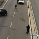 Assalto al portavalori sulla statale 379. Bottino di 3 milioni di euro