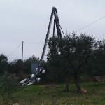 Ripetitore giù per il vento: rete Wind fuori uso a Martina Franca e dintorni