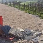 Scarpate di via Nardelli: salvaguardare la memoria della pietra