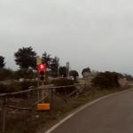 Posizionati due semafori sulla via vecchia Locorotondo-Martina