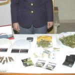 Spacciava in una villa fra Ceglie e Martina Franca: arrestato 49enne