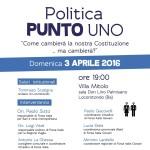 Partono gli incontri politici organizzati dal partito Forza Italia e Forza Italia Giovani di Locorotondo