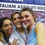 Alteratletica Locorotondo: argento nel salto triplo  per Francesca Lanciano