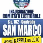 Avanti Locorotondo: inaugurazione comitato elettorale in Contrada San Marco