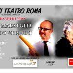 """Venerdì 22 aprile al Teatro Roma lo spettacolo """"Solidariamo"""" con Cinzia Marseglia"""