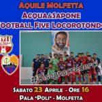 Futsal: il Loco sfida le Aquile Molfetta