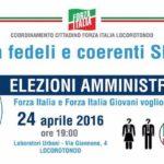 Politica punto tre: la lista Avanti Locorotondo presenta i candidati Prete e Giacovelli