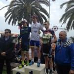 Convertini Junior Team: Alessandro Monaco sale sul podio a Loano
