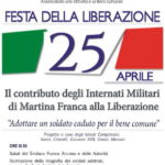 I soldati di Martina Franca e la Liberazione. Il 25 aprile incontro a Palazzo Ducale