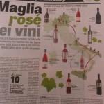 """Ribalta veronese per """"le Rotaie"""", il rosato de I Pastini"""