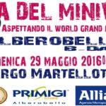 Alberobello B-Day in Largo Martellotta. Festa del minivolley
