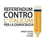 Comitato Locomotiva: domani secondo appuntamento per la raccolta firme per il referendum contro l'Italicum