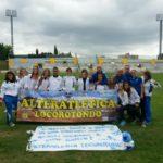 Grande prestazione per l'Alteratletica  ai Campionati Regionali Assoluti di Matera