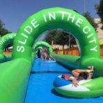 Slide in the City, grande successo nella tappa di Alberobello