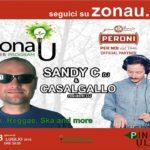 """Dj Sandy C e Dj Casalgallo domani a """"ZONA U"""""""