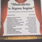 """Sabato in scena a Locorotondo """"Maledètte 'a lègna logne"""""""