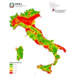 Consumo del suolo, Martina tra i comuni più spreconi. Maglia nera per la Puglia